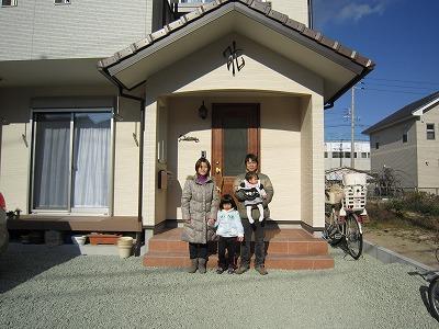 品のある白のお家